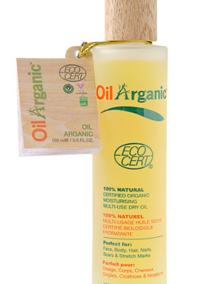 TanOrganic Multi-use Dry Oil