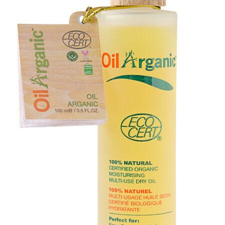 TanOrganic Multi-use Dry Oil