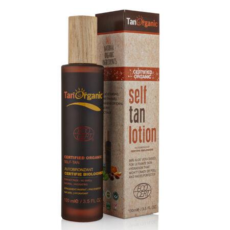 TanOrganic Selftan Lotion