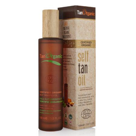 TanOrganic Selftan Oil