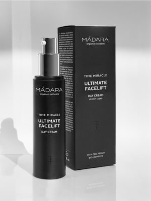 Mádara Day Cream Ultimate Facelift Time Miracle