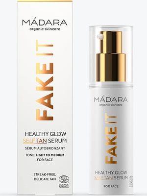 Mádara Fake It Healthy Glow Self Tan Serum