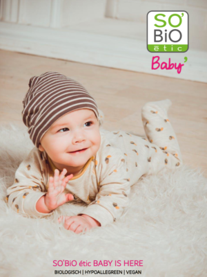 SO'BiO étic Baby Sweet Almond Oil