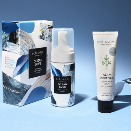 MÁDARA Ocean Love Sustainable Skincare Set – Limited Edition