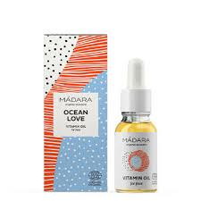 MÁDARA Ocean Love Vitamin Oil – Limited Edition