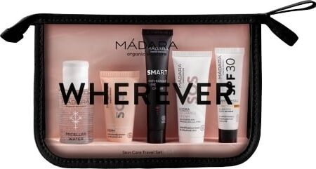 MÁDARA Wherever Skin Care Travel Set 5 in 1
