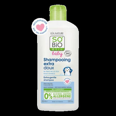 SO'BiO étic Baby Extra Gentle Micellar Shampoo